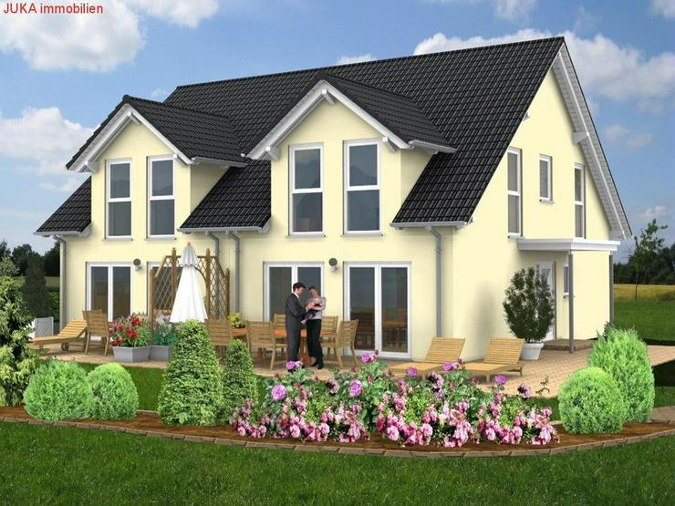 Bild 2: Doppelhaushälfte Energie *Speicher* Haus 130 in KFW 55, Mietkauf ab 890,-EUR mtl.
