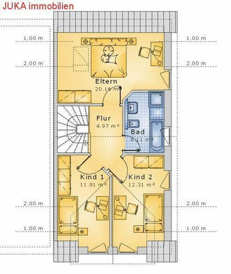 Bild 4: Doppelhaushälfte Energie *Speicher* Haus 130 in KFW 55, Mietkauf ab 890,-EUR mtl.