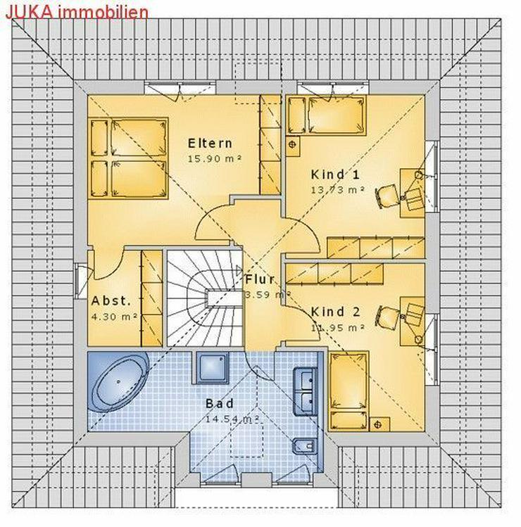 Bild 2: Energie *Speicher* Haus * individuell und schlüsselfertig * 130qm KFW 55, Mietkauf