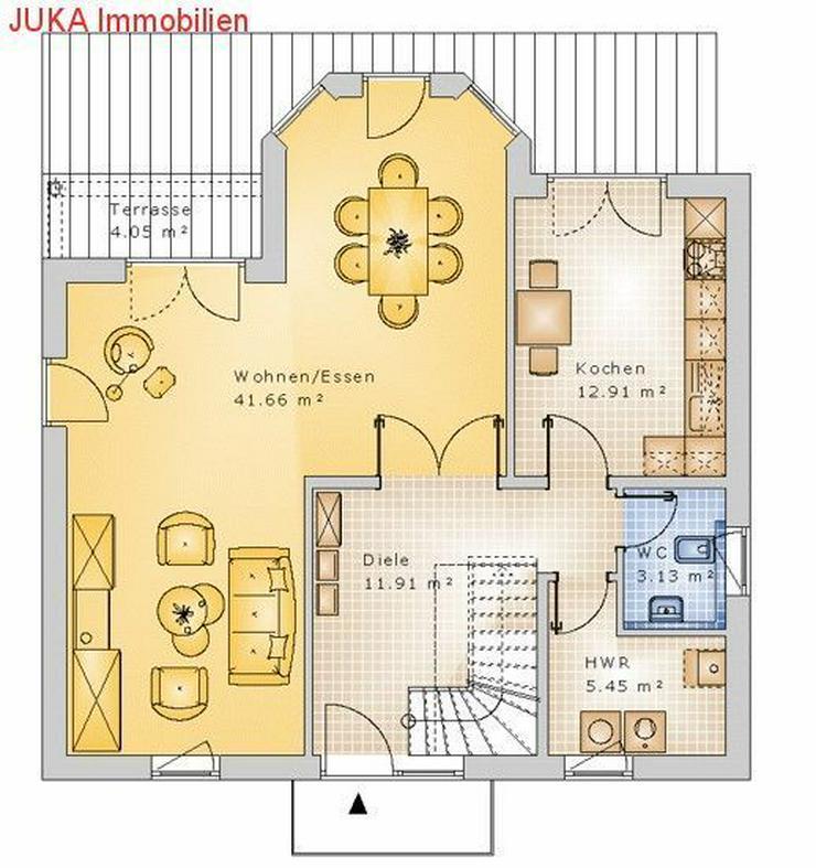 Bild 2: Energie *Speicher* Haus individuell planbar 130qm KFW 55, Mietkauf ab 959,- Euro im Monat