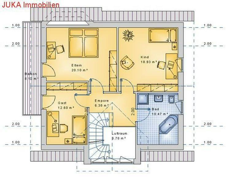 Bild 3: Energie *Speicher* Haus * individuell planbar * 130qm KFW 55, Mietkauf ** JETZT BAUKINDERG...