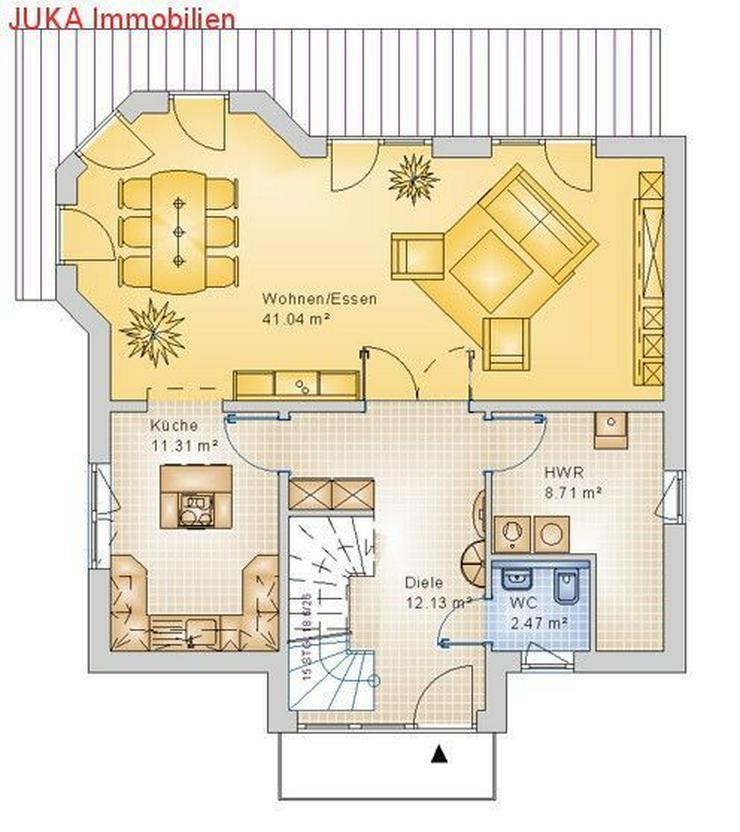 Bild 2: Energie *Speicher* Haus * individuell planbar * 130qm KFW 55, Mietkauf ** JETZT BAUKINDERG...