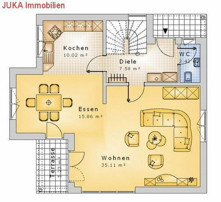 Bild 2: Energie *Speicher* Haus * individuell plnbara * 130qm KFW 55, Mietkauf