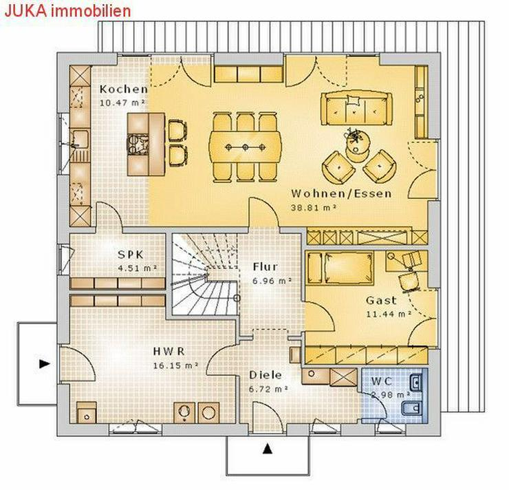 Bild 4: Energie *Speicher* Haus individuell planbar 130qm KFW 55, Mietkauf