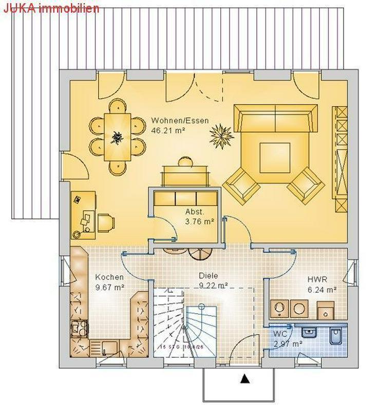 Bild 6: Energie *Speicher* Haus individuell planbar 130qm KFW 55, Mietkauf ab 919,- Euro im Monat