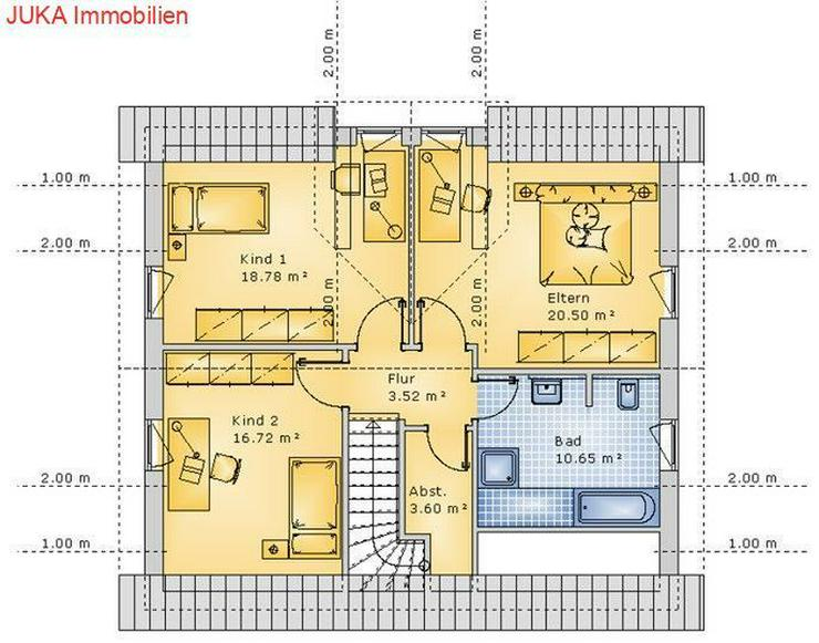 Bild 3: Energie *Speicher* Haus individuell planbar mit Einliegerwohnung 130qm KFW 55, Mietkauf