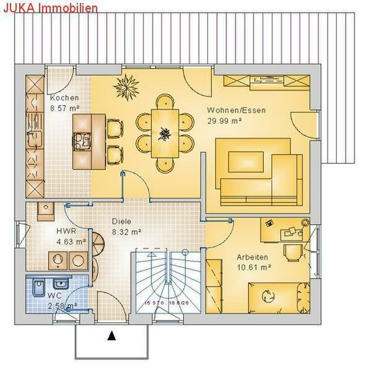Bild 3: Energie *Speicher* Haus individuell planbar KFW 55, Mietkauf