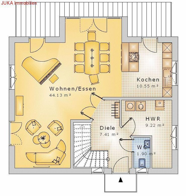 Bild 3: Energie *Speicher* Haus 120 in KFW 55, Mietkauf