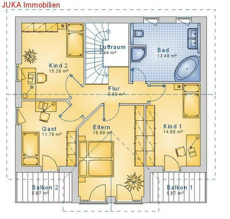 Bild 3: Energie *Speicher* Haus *schlüsselfertig* 160 in KFW 55, Mietkauf