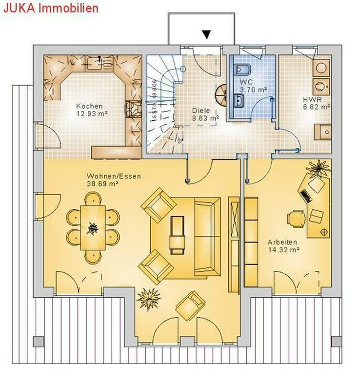 Bild 2: Energie *Speicher* Haus *schlüsselfertig* 160 in KFW 55, Mietkauf