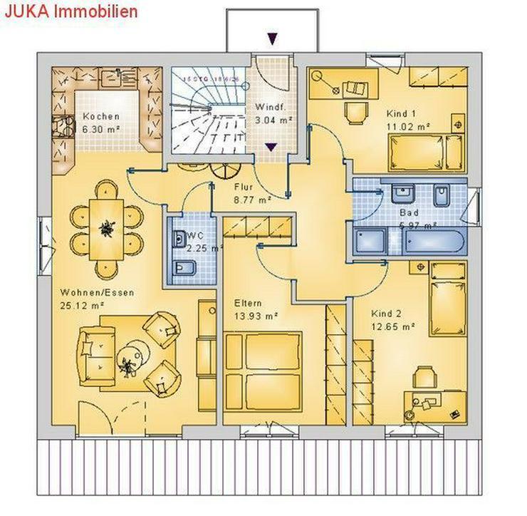 Bild 2: Energie *Speicher* 2 Wohneinheiten - Haus 160 *schlüsselfertig* KFW 55, Mietkauf