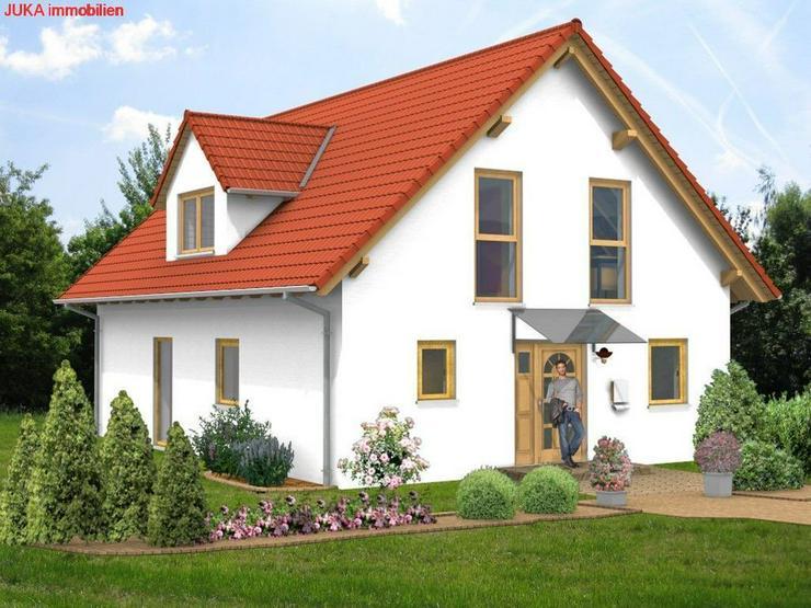 Bild 1: Satteldachhaus als ENERGIE-Plus-Speicher-HAUS ab 715,- EUR