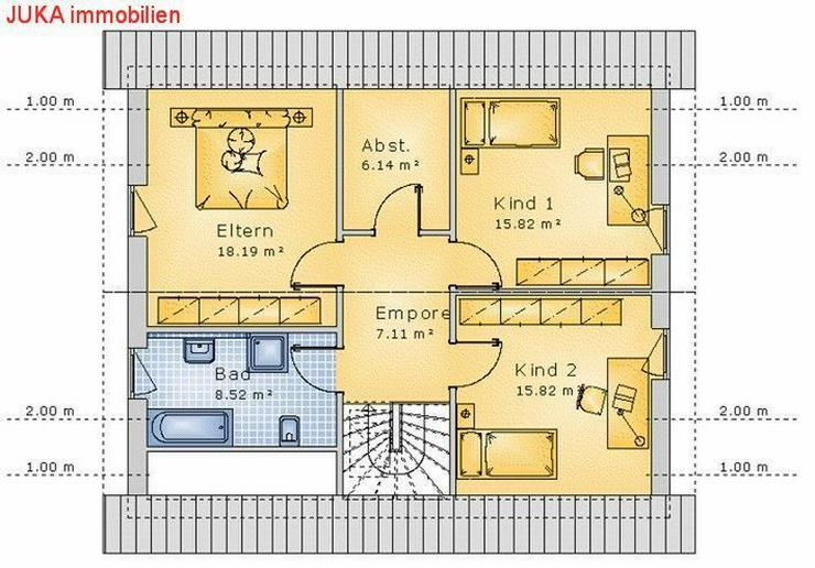 Bild 3: Toscanahaus als ENERGIE-PLUS-Speicher-HAUS ab 890,- EUR