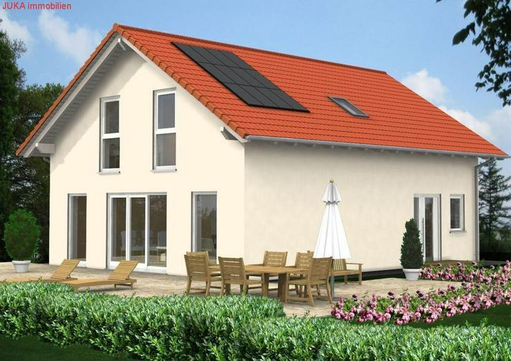 """Satteldachhaus Energie-""""Speicher-Plus""""-Haus 130 in KFW 55, Mietkauf/Basis ab 724,-EUR mt."""