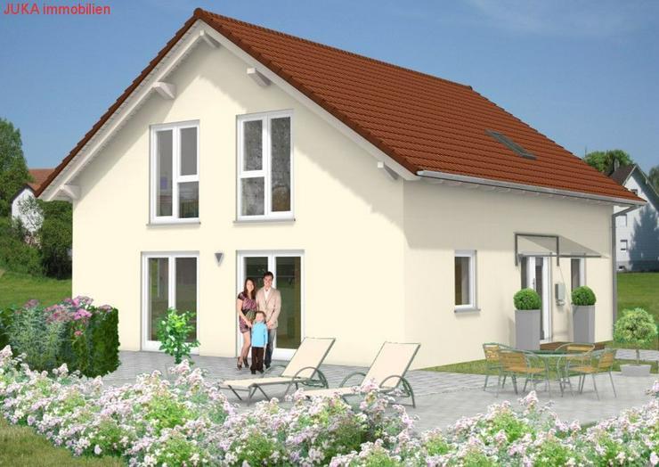 """Bild 4: Satteldachhaus Energie-""""Speicher-Plus""""-Haus 130 in KFW 55, Mietkauf/Basis ab 724,-EUR mt."""