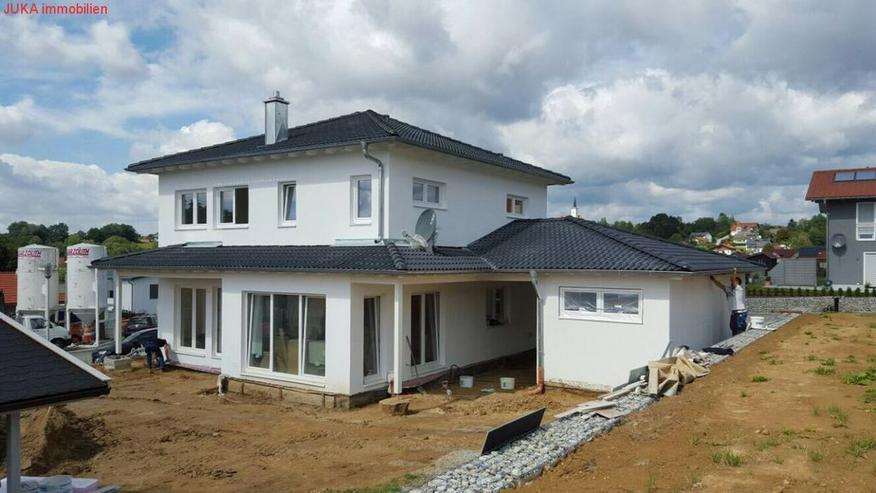 """Bild 5: Doppelhaushälfte: Energie-""""Speicher-Plus""""-Haus .125 qm Wfl. in KFW 55, Mietkauf/Basis ab ..."""