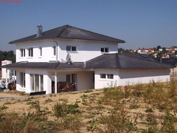 """Bild 2: Doppelhaushälfte: Energie-""""Speicher-Plus""""-Haus .125 qm Wfl. in KFW 55, Mietkauf/Basis ab ..."""
