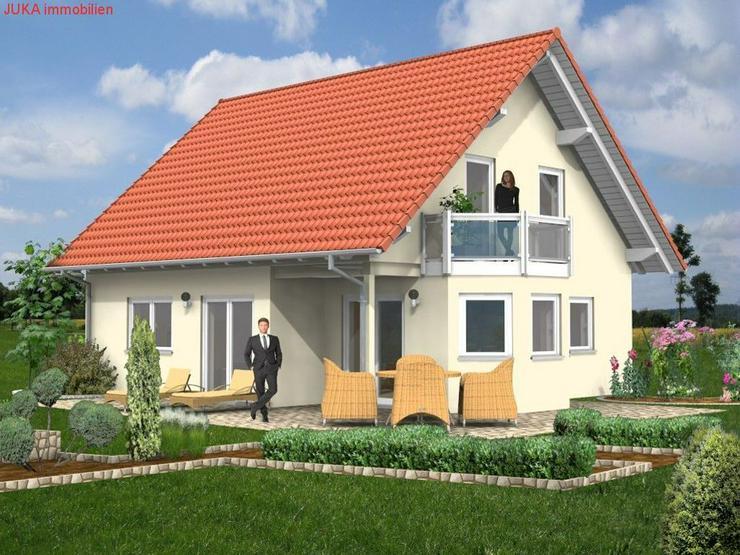 """Satteldachhaus: Energie-""""Speicher-Plus""""-Haus 100 in KFW 55, Mietkauf/Basis ab 742,-EUR mt. - Haus mieten - Bild 1"""
