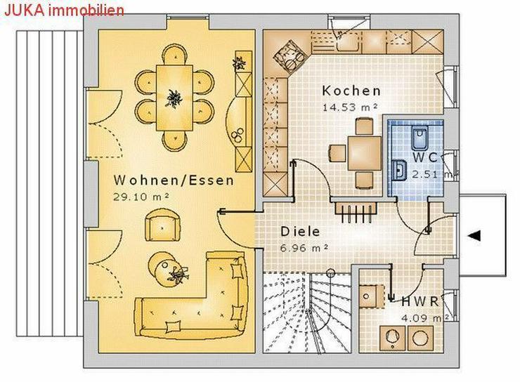 """Bild 2: Satteldach- Energie """"Speicher"""" Haus 150 in KFW 55, Mietkauf/Basis ab 639,50,-EUR mt."""