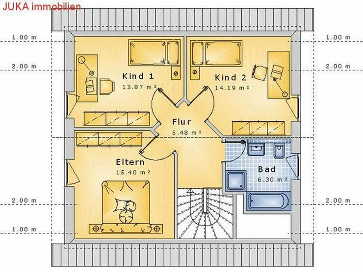 """Bild 3: Satteldach- Energie """"Speicher"""" Haus 150 in KFW 55, Mietkauf/Basis ab 639,50,-EUR mt."""