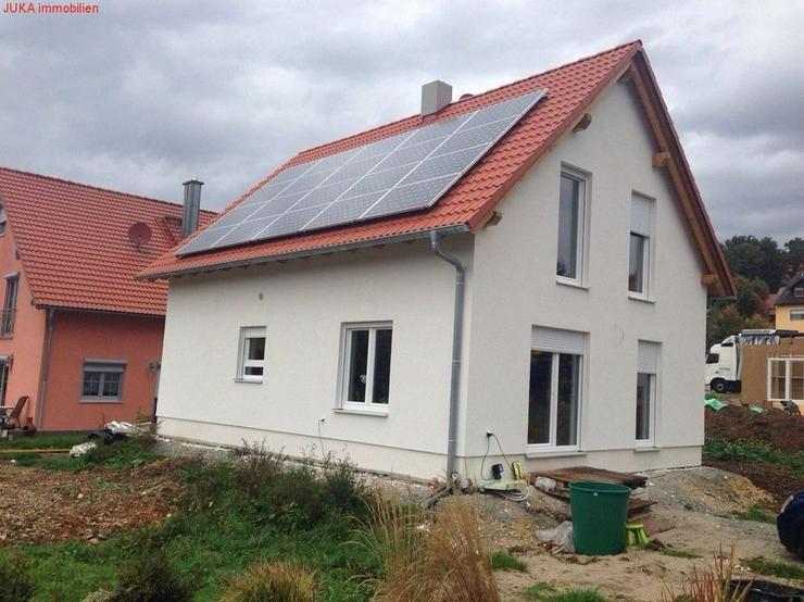 """Satteldachhaus Energie-""""Speicher-Plus""""Haus 130 in KFW 55, Mietkauf/Basis ab 950,-EUR mt. - Haus mieten - Bild 1"""