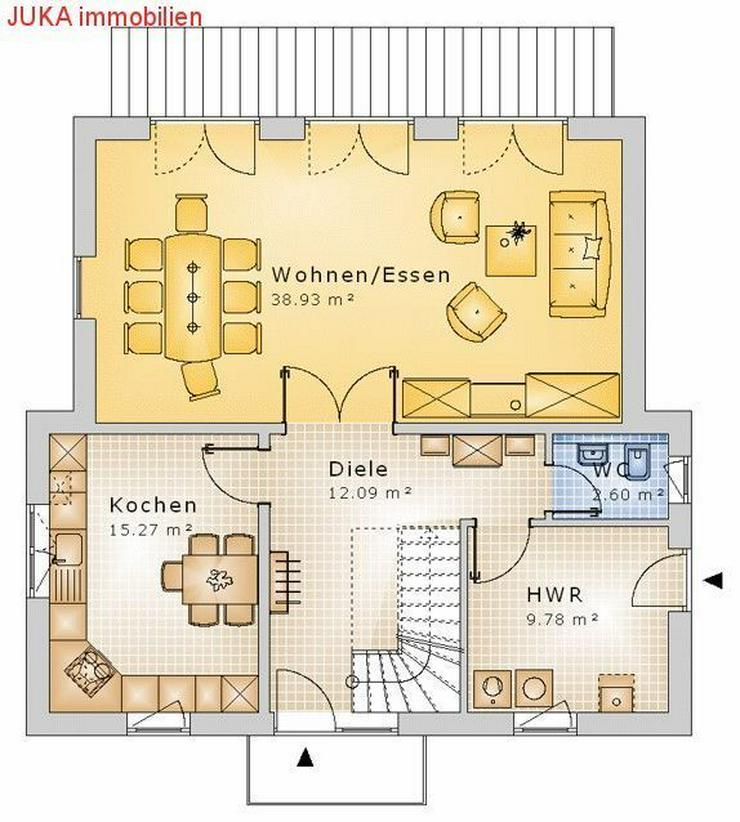 """Bild 5: Energie-""""Speicher-Plus""""-Haus 120qm in KFW 55, Mietkauf/Basis ab 690,-EUR mtl."""