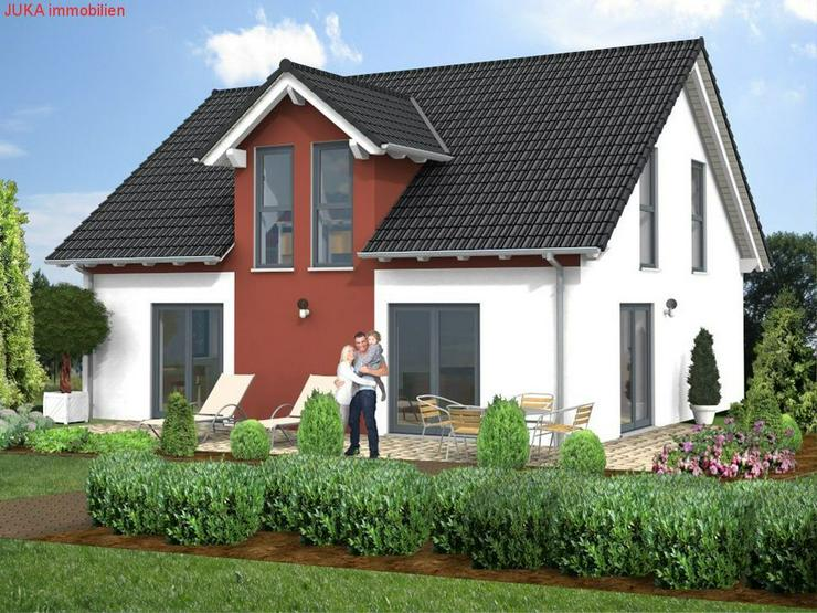 """Satteldachhaus Energie-""""Speicher-Plus""""-Haus 120 in KFW 55, Mietkauf/Basis ab 865,-EUR mtl. - Haus mieten - Bild 1"""