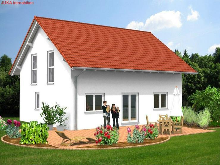 """Bild 3: Satteldachhaus: Energie-""""Speicher-Plus""""-Haus 150 in KFW 55, Mietkauf/Basis ab 690,-EUR mt."""