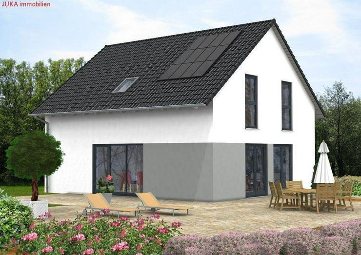 """Satteldachhaus: Energie-""""Speicher-Plus""""-Haus 150 in KFW 55, Mietkauf/Basis ab 676,-EUR mt. - Haus mieten - Bild 1"""