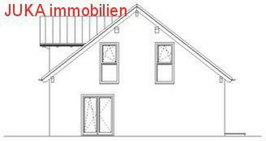"""Bild 6: Satteldachhaus Energie-""""Speicher-Plus""""-Haus 130 in KFW 55, Mietkauf/Basis ab 725,-EUR mtl."""