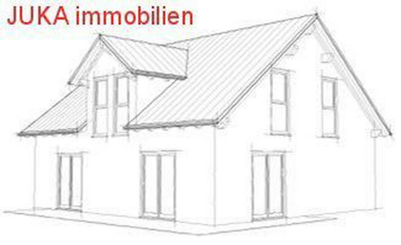 """Bild 5: Satteldachhaus Energie-""""Speicher-Plus""""-Haus 130 in KFW 55, Mietkauf/Basis ab 725,-EUR mtl."""