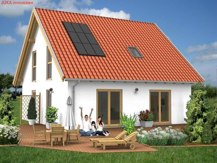 """Satteldachhaus: Energie-""""Speicher-Plus""""-Haus 150 in KFW 55, Mietkauf/Basis ab 878,-EUR mt. - Haus mieten - Bild 1"""