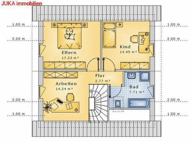 Bild 3: Satteldachhaus als ENERGIE-Plus-Speicher-HAUS ab 810,- EUR