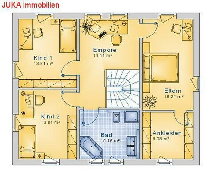 Bild 2: Toscanahaus als ENERGIE-PLUS-Speicher-HAUS ab1314.-EUR