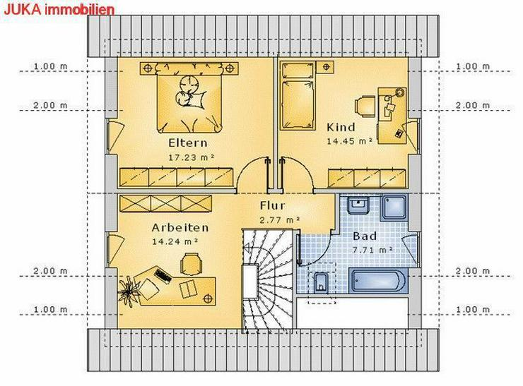 Bild 3: Satteldachhaus als ENERGIE-Plus-Speicher-HAUS ab 798,- EUR