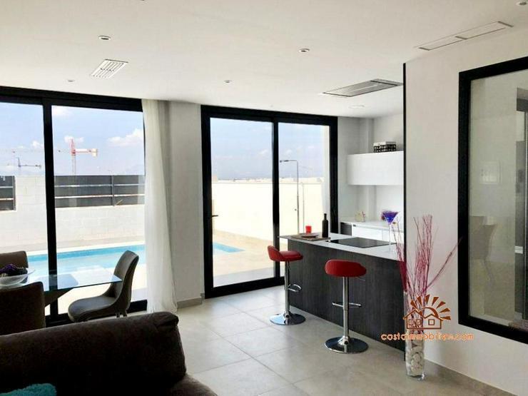 Bild 3: Neubauvilla in Benijofar/Alicante