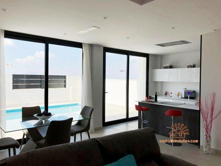 Bild 2: Neubauvilla in Benijofar/Alicante