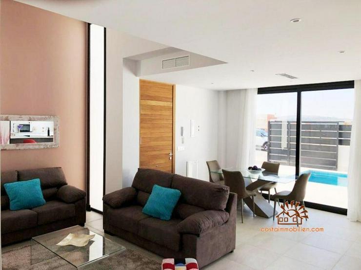 Bild 6: Neubauvilla in Benijofar/Alicante
