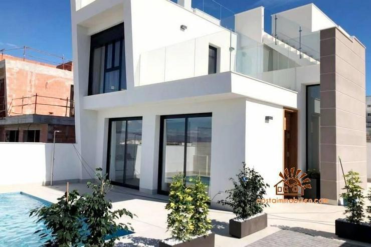 Neubauvilla in Benijofar/Alicante - Haus kaufen - Bild 1