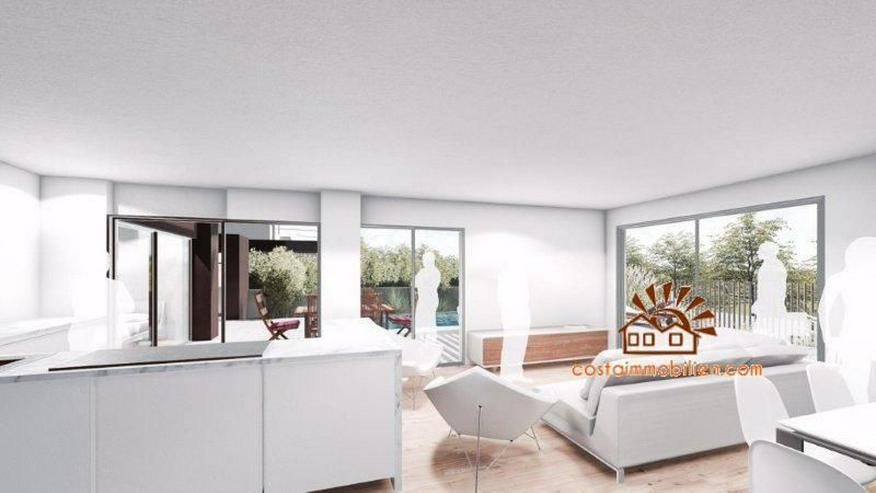 Bild 6: Neubauvilla mit Meerblick in Polop de la Marina-Benidorm/Alicante