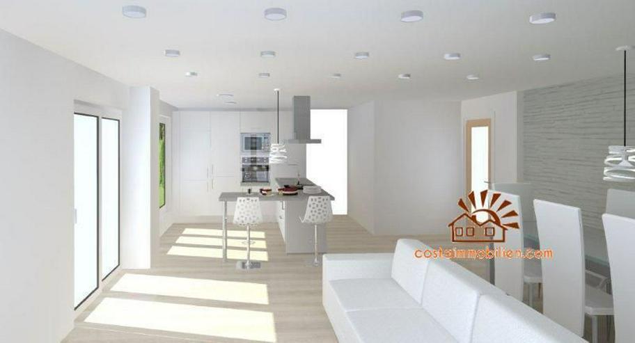 Bild 5: Neubauvilla mit Meerblick in Polop de la Marina-Benidorm/Alicante