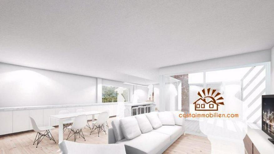 Bild 4: Neubauvilla mit Meerblick in Polop de la Marina-Benidorm/Alicante