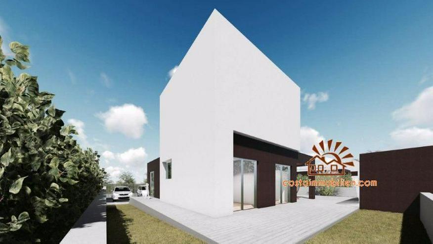 Bild 3: Neubauvilla mit Meerblick in Polop de la Marina-Benidorm/Alicante