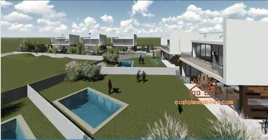 Bild 2: Neubau-Villa in La Nucia/Alicante nur 5 km vom Strand entfernt