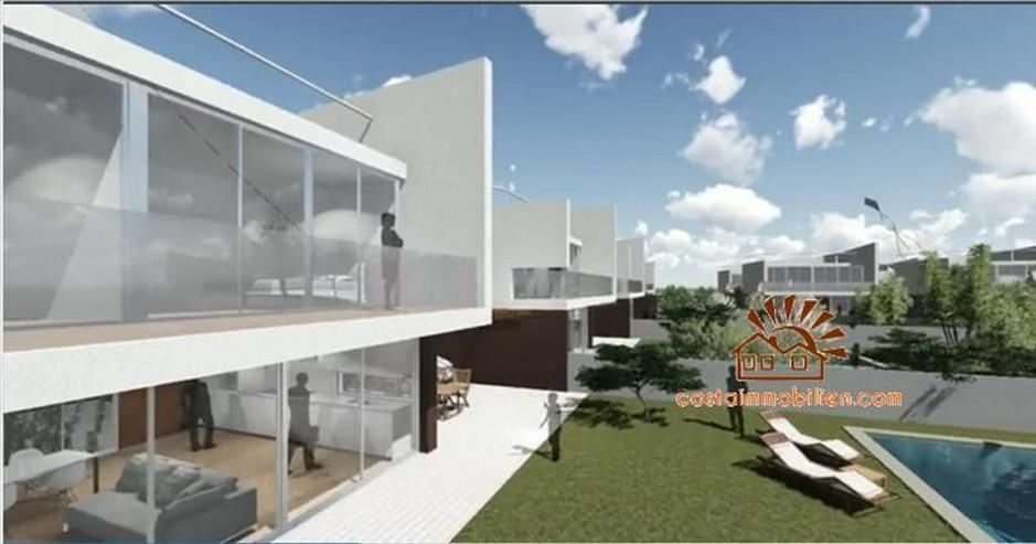 Bild 3: Neubau-Villa in La Nucia/Alicante nur 5 km vom Strand entfernt