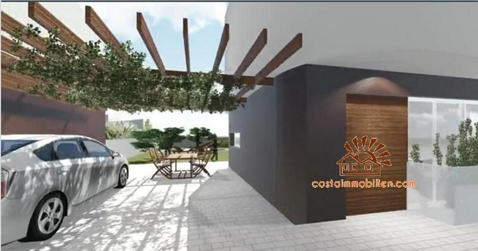 Bild 6: Neubau-Villa in La Nucia/Alicante nur 5 km vom Strand entfernt
