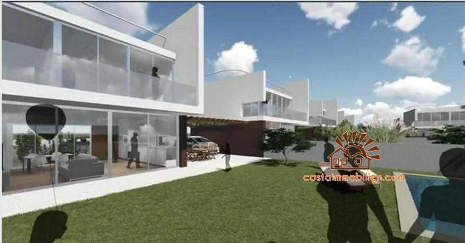 Bild 5: Neubau-Villa in La Nucia/Alicante nur 5 km vom Strand entfernt