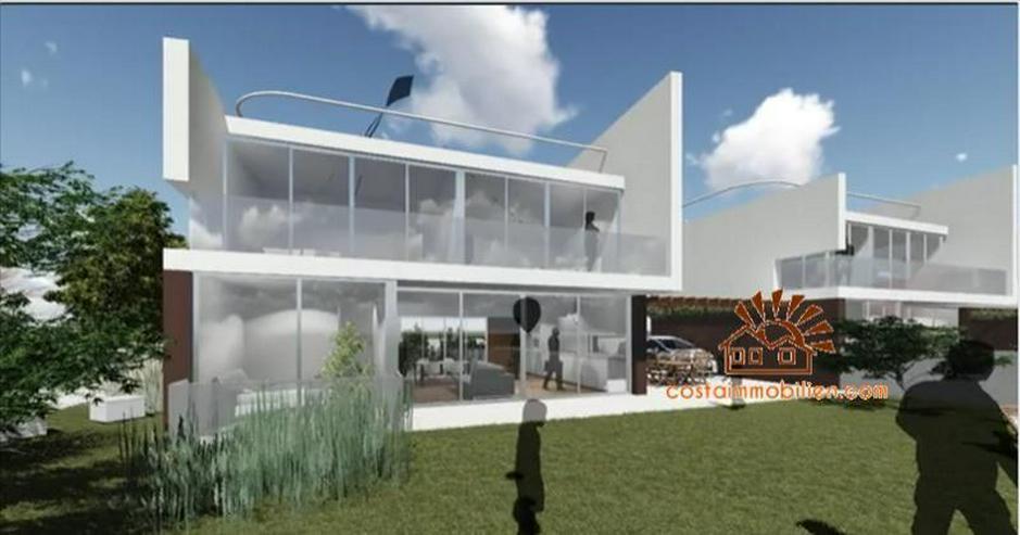 Neubau-Villa in La Nucia/Alicante nur 5 km vom Strand entfernt - Haus kaufen - Bild 1