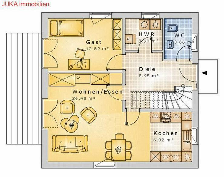 Bild 2: Toscanahaus als ENERGIE-Speicher-HAUS
