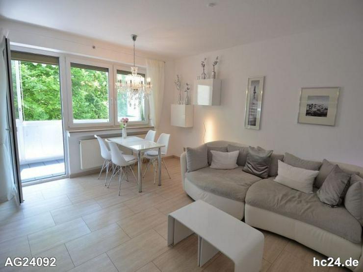 * luxuriös möblierte Wohnung in Augsburg